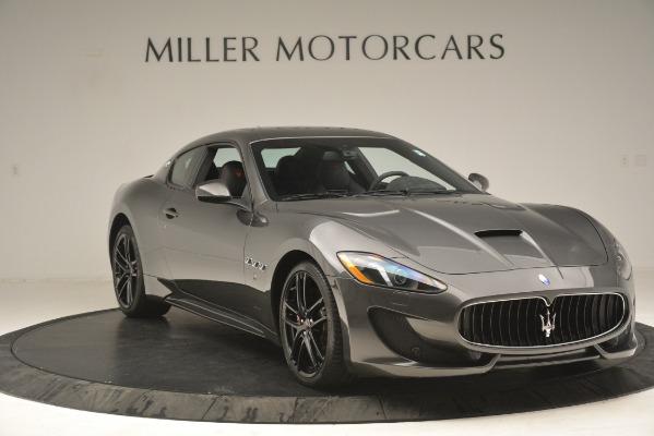 Used 2017 Maserati GranTurismo GT Sport Special Edition for sale Sold at Alfa Romeo of Greenwich in Greenwich CT 06830 11