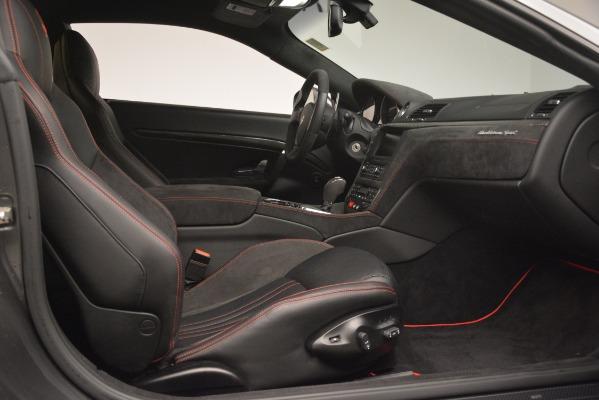 Used 2017 Maserati GranTurismo GT Sport Special Edition for sale Sold at Alfa Romeo of Greenwich in Greenwich CT 06830 21