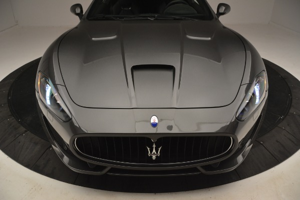 Used 2017 Maserati GranTurismo GT Sport Special Edition for sale Sold at Alfa Romeo of Greenwich in Greenwich CT 06830 23