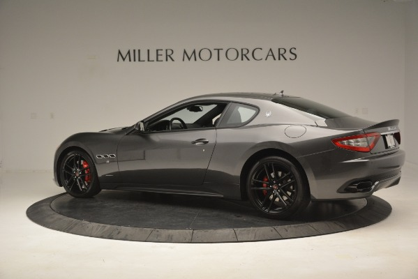 Used 2017 Maserati GranTurismo GT Sport Special Edition for sale Sold at Alfa Romeo of Greenwich in Greenwich CT 06830 4