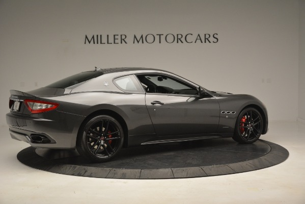 Used 2017 Maserati GranTurismo GT Sport Special Edition for sale Sold at Alfa Romeo of Greenwich in Greenwich CT 06830 8