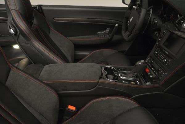 New 2017 Maserati GranTurismo Sport Special Edition for sale Sold at Alfa Romeo of Greenwich in Greenwich CT 06830 27