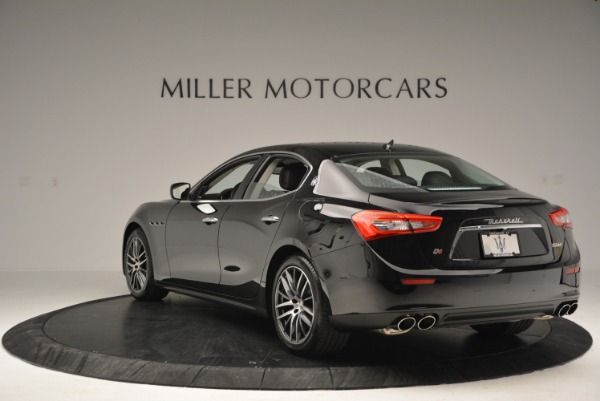 Used 2016 Maserati Ghibli S Q4  EX-LOANER for sale Sold at Alfa Romeo of Greenwich in Greenwich CT 06830 5