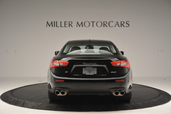 Used 2016 Maserati Ghibli S Q4  EX-LOANER for sale Sold at Alfa Romeo of Greenwich in Greenwich CT 06830 6