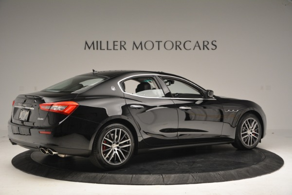Used 2016 Maserati Ghibli S Q4  EX-LOANER for sale Sold at Alfa Romeo of Greenwich in Greenwich CT 06830 8
