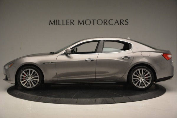 Used 2016 Maserati Ghibli S Q4  EX- LOANER for sale Sold at Alfa Romeo of Greenwich in Greenwich CT 06830 3