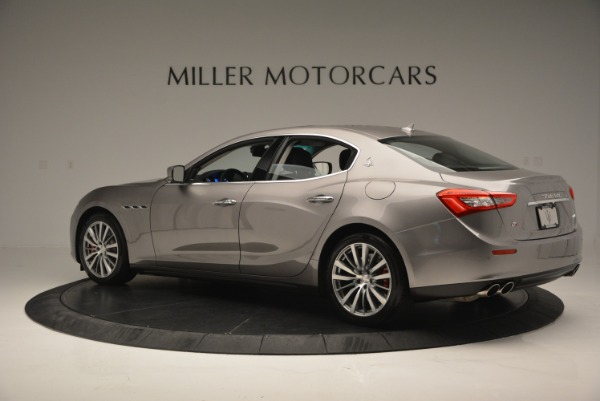 Used 2016 Maserati Ghibli S Q4  EX- LOANER for sale Sold at Alfa Romeo of Greenwich in Greenwich CT 06830 4