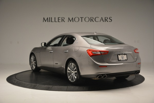 Used 2016 Maserati Ghibli S Q4  EX- LOANER for sale Sold at Alfa Romeo of Greenwich in Greenwich CT 06830 5