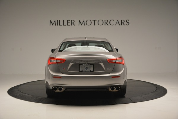 Used 2016 Maserati Ghibli S Q4  EX- LOANER for sale Sold at Alfa Romeo of Greenwich in Greenwich CT 06830 6