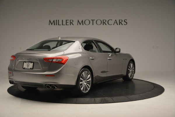 Used 2016 Maserati Ghibli S Q4  EX- LOANER for sale Sold at Alfa Romeo of Greenwich in Greenwich CT 06830 7