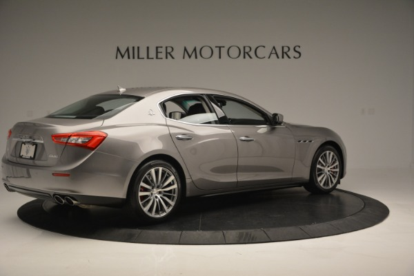 Used 2016 Maserati Ghibli S Q4  EX- LOANER for sale Sold at Alfa Romeo of Greenwich in Greenwich CT 06830 8