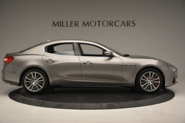 Used 2016 Maserati Ghibli S Q4  EX- LOANER for sale Sold at Alfa Romeo of Greenwich in Greenwich CT 06830 9