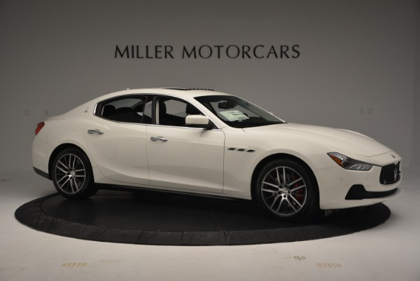 Used 2016 Maserati Ghibli S Q4  EX-LOANER for sale Sold at Alfa Romeo of Greenwich in Greenwich CT 06830 10