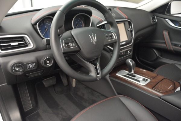 Used 2016 Maserati Ghibli S Q4  EX-LOANER for sale Sold at Alfa Romeo of Greenwich in Greenwich CT 06830 13