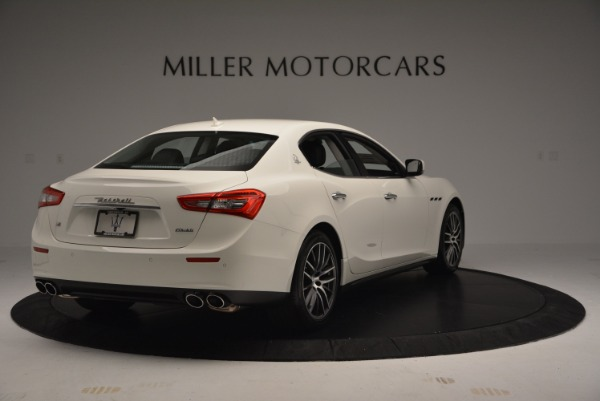 Used 2016 Maserati Ghibli S Q4  EX-LOANER for sale Sold at Alfa Romeo of Greenwich in Greenwich CT 06830 7