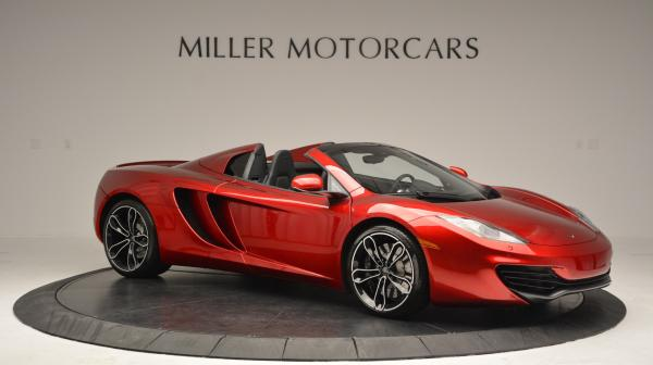 Used 2013 McLaren 12C Spider for sale Sold at Alfa Romeo of Greenwich in Greenwich CT 06830 10