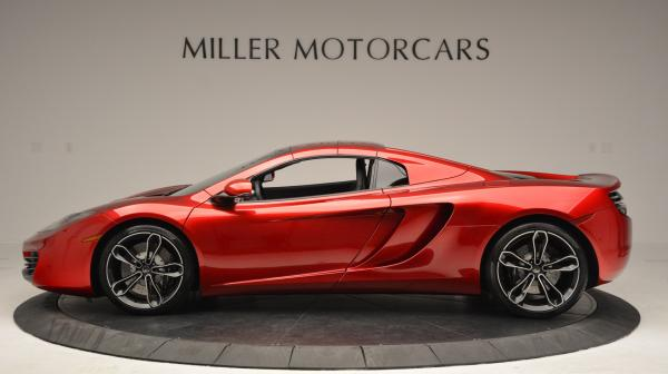 Used 2013 McLaren 12C Spider for sale Sold at Alfa Romeo of Greenwich in Greenwich CT 06830 16