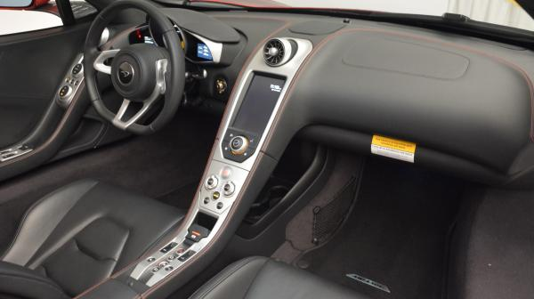 Used 2013 McLaren 12C Spider for sale Sold at Alfa Romeo of Greenwich in Greenwich CT 06830 26