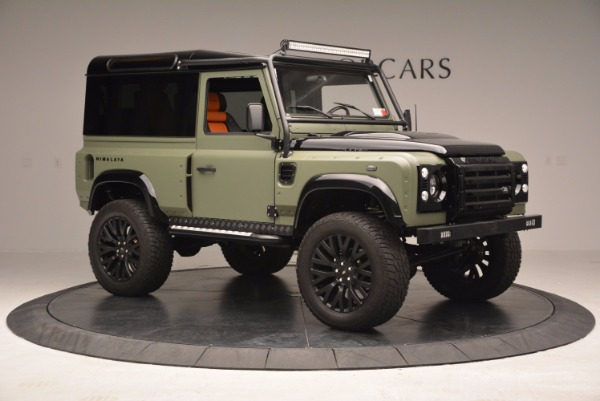 Used 1997 Land Rover Defender 90 for sale Sold at Alfa Romeo of Greenwich in Greenwich CT 06830 10