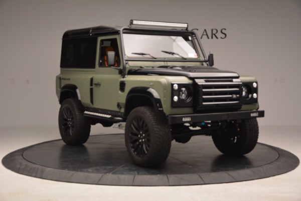 Used 1997 Land Rover Defender 90 for sale Sold at Alfa Romeo of Greenwich in Greenwich CT 06830 11
