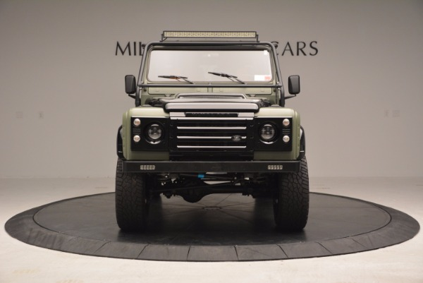 Used 1997 Land Rover Defender 90 for sale Sold at Alfa Romeo of Greenwich in Greenwich CT 06830 12