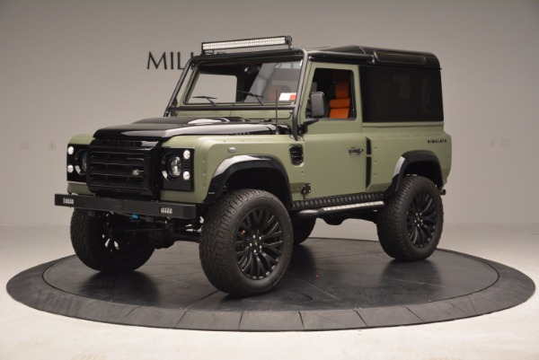 Used 1997 Land Rover Defender 90 for sale Sold at Alfa Romeo of Greenwich in Greenwich CT 06830 2