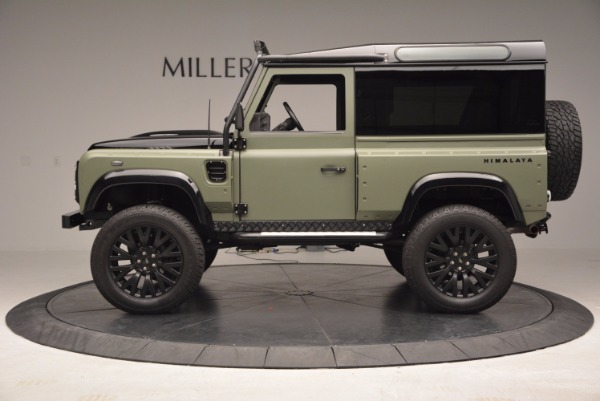 Used 1997 Land Rover Defender 90 for sale Sold at Alfa Romeo of Greenwich in Greenwich CT 06830 3