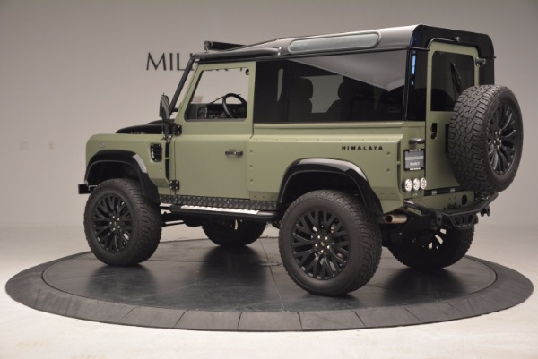 Used 1997 Land Rover Defender 90 for sale Sold at Alfa Romeo of Greenwich in Greenwich CT 06830 4