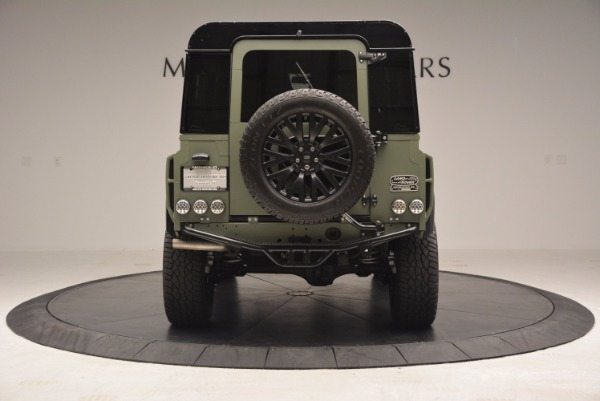Used 1997 Land Rover Defender 90 for sale Sold at Alfa Romeo of Greenwich in Greenwich CT 06830 6