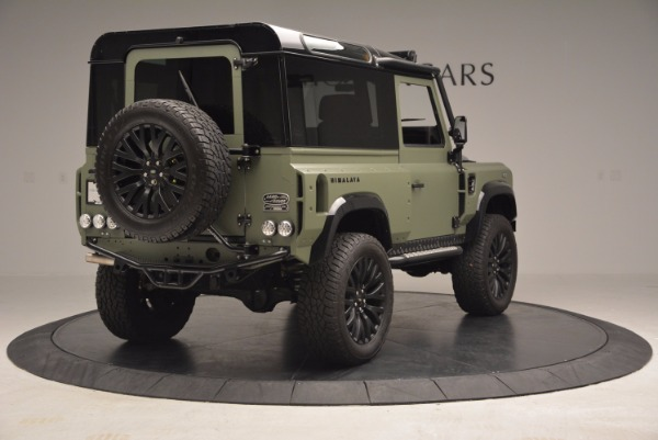 Used 1997 Land Rover Defender 90 for sale Sold at Alfa Romeo of Greenwich in Greenwich CT 06830 7