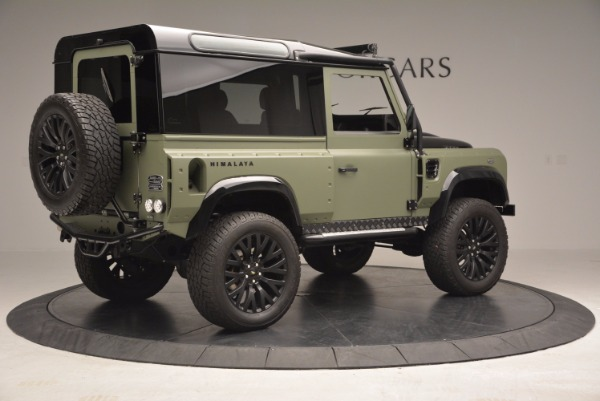 Used 1997 Land Rover Defender 90 for sale Sold at Alfa Romeo of Greenwich in Greenwich CT 06830 8