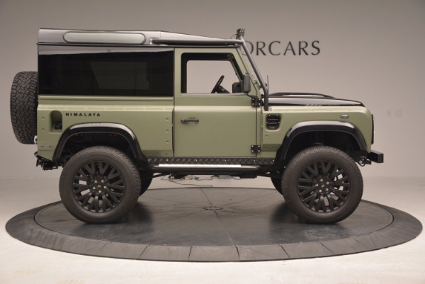 Used 1997 Land Rover Defender 90 for sale Sold at Alfa Romeo of Greenwich in Greenwich CT 06830 9