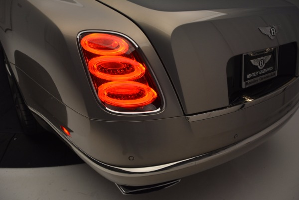 Used 2016 Bentley Mulsanne Speed for sale Sold at Alfa Romeo of Greenwich in Greenwich CT 06830 18