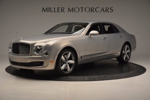 Used 2016 Bentley Mulsanne Speed for sale Sold at Alfa Romeo of Greenwich in Greenwich CT 06830 2