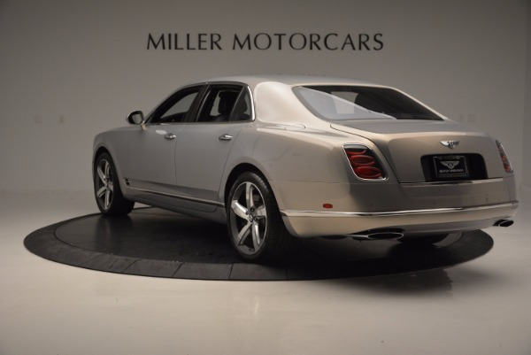 Used 2016 Bentley Mulsanne Speed for sale Sold at Alfa Romeo of Greenwich in Greenwich CT 06830 6