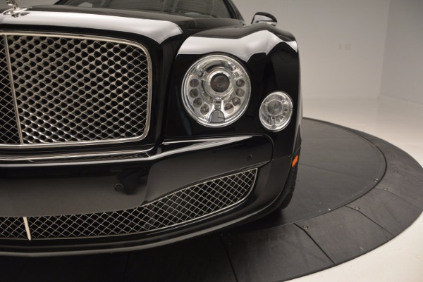 Used 2016 Bentley Mulsanne for sale Sold at Alfa Romeo of Greenwich in Greenwich CT 06830 14
