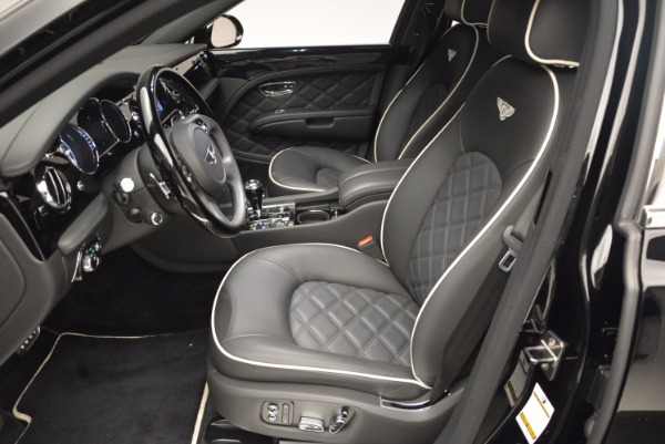Used 2016 Bentley Mulsanne for sale Sold at Alfa Romeo of Greenwich in Greenwich CT 06830 24