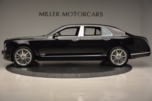 Used 2016 Bentley Mulsanne for sale Sold at Alfa Romeo of Greenwich in Greenwich CT 06830 3