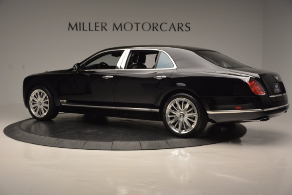 Used 2016 Bentley Mulsanne for sale Sold at Alfa Romeo of Greenwich in Greenwich CT 06830 4