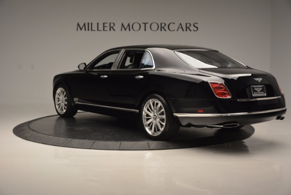 Used 2016 Bentley Mulsanne for sale Sold at Alfa Romeo of Greenwich in Greenwich CT 06830 5