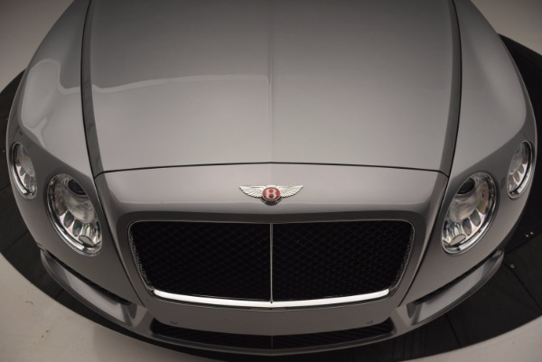 Used 2014 Bentley Continental GT V8 for sale Sold at Alfa Romeo of Greenwich in Greenwich CT 06830 13