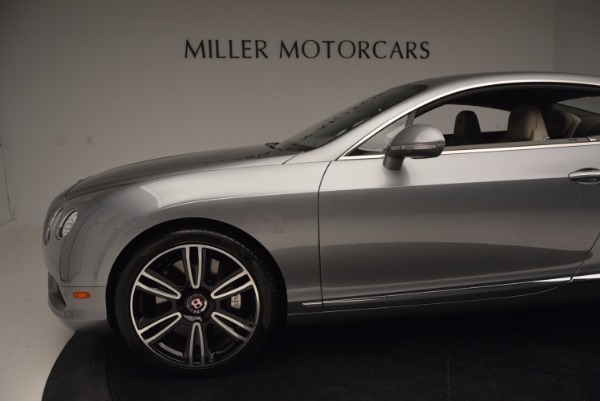 Used 2014 Bentley Continental GT V8 for sale Sold at Alfa Romeo of Greenwich in Greenwich CT 06830 17