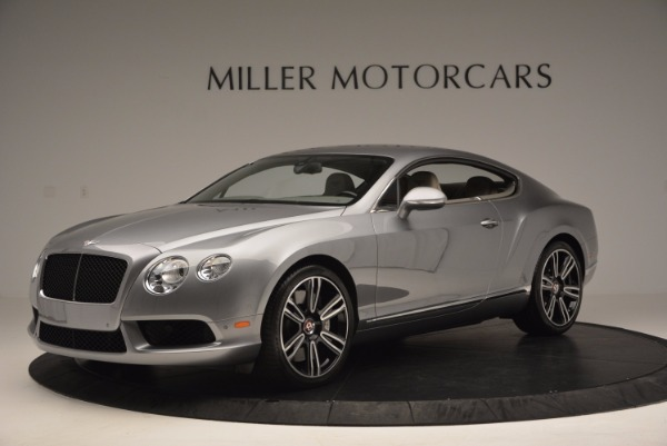 Used 2014 Bentley Continental GT V8 for sale Sold at Alfa Romeo of Greenwich in Greenwich CT 06830 2