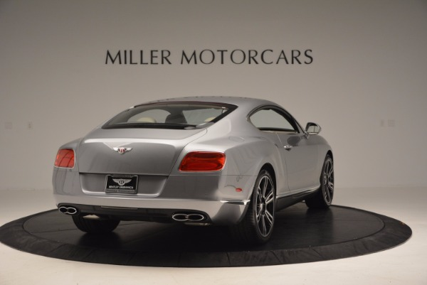 Used 2014 Bentley Continental GT V8 for sale Sold at Alfa Romeo of Greenwich in Greenwich CT 06830 7