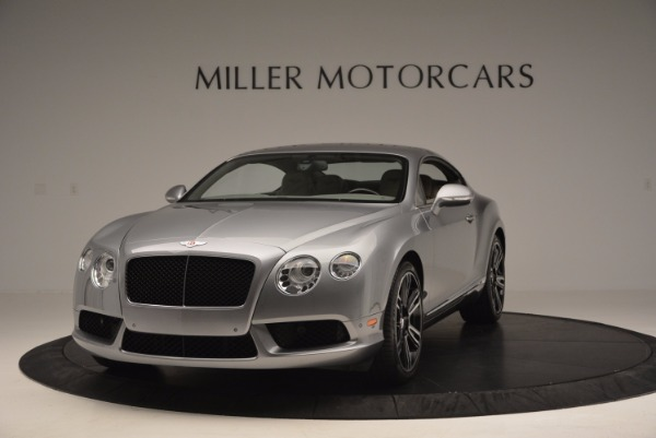 Used 2014 Bentley Continental GT V8 for sale Sold at Alfa Romeo of Greenwich in Greenwich CT 06830 1