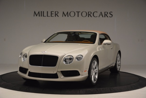 Used 2013 Bentley Continental GTC V8 for sale Sold at Alfa Romeo of Greenwich in Greenwich CT 06830 14