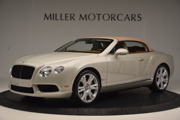 Used 2013 Bentley Continental GTC V8 for sale Sold at Alfa Romeo of Greenwich in Greenwich CT 06830 15