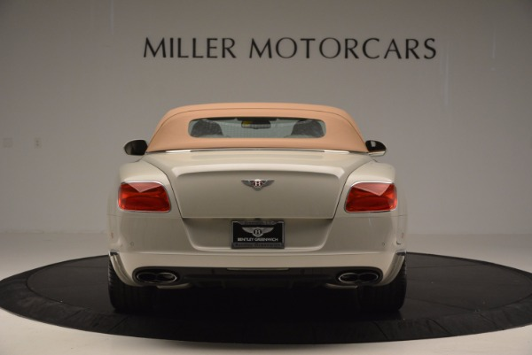 Used 2013 Bentley Continental GTC V8 for sale Sold at Alfa Romeo of Greenwich in Greenwich CT 06830 19