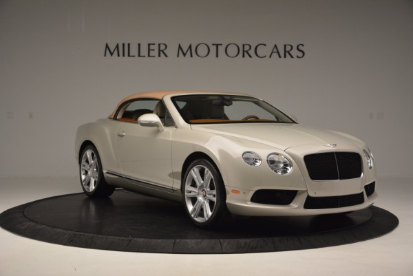 Used 2013 Bentley Continental GTC V8 for sale Sold at Alfa Romeo of Greenwich in Greenwich CT 06830 24