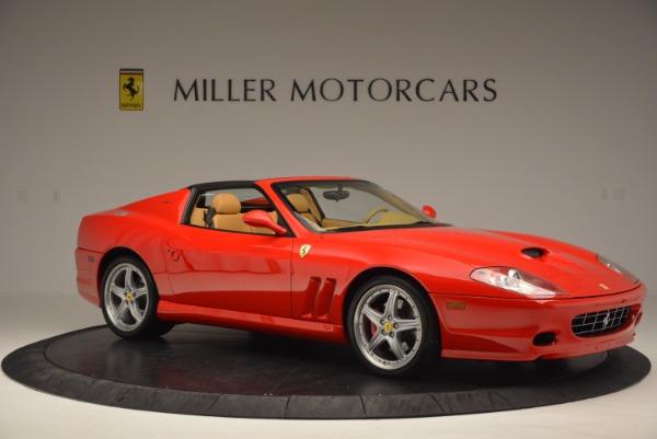 Used 2005 Ferrari Superamerica 6-Speed Manual for sale Sold at Alfa Romeo of Greenwich in Greenwich CT 06830 10